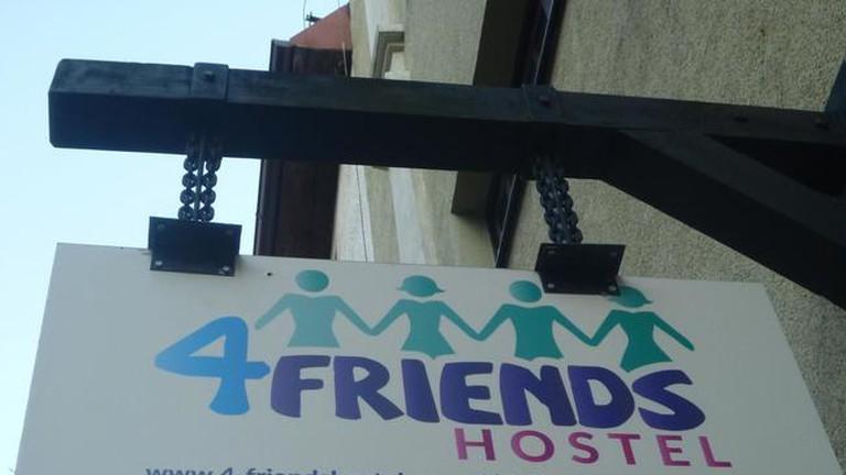 4 Friends Hostel