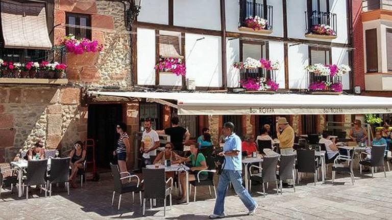 Courtesy of Bar Roypa, Ezcaray, La Rioja