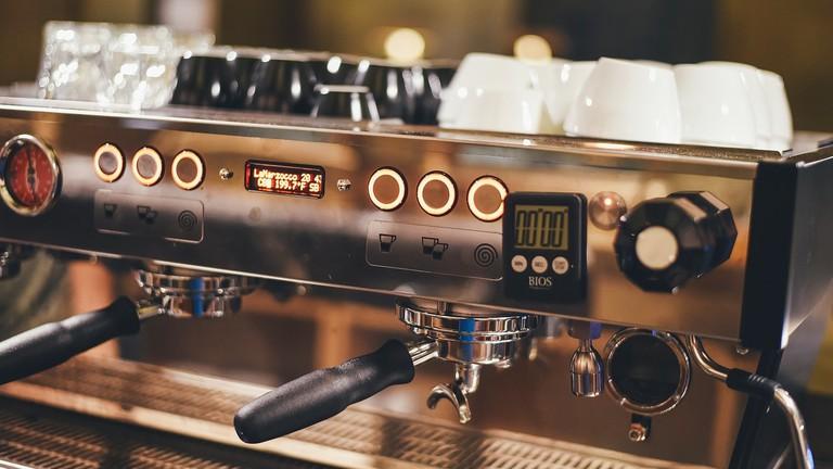 Get your fresh espresso