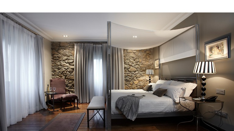 Hotel Iriarte Jauregia, Eliz Bailara