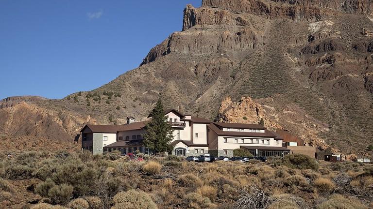 Parador de Cañadas del Teide | © Paradores / Wikimedia Commons