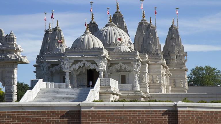Shri Swaminarayan Mandir in London