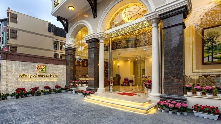 Navy Flowers Hotel | © Hotels.com