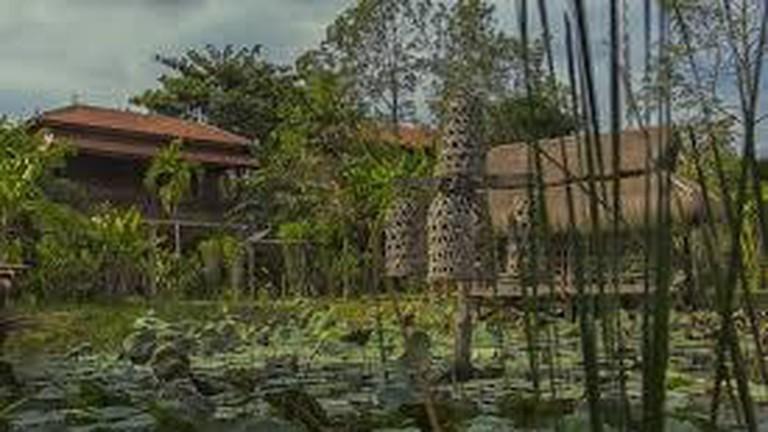 Maisons Wat Kor, Battambang
