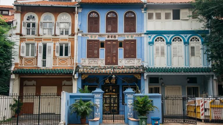 Singapore NUS Baba House