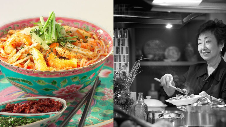 Grandmothers' Recipes, Singapore