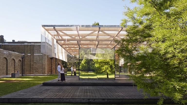 IF_DO's Dulwich Pavilion