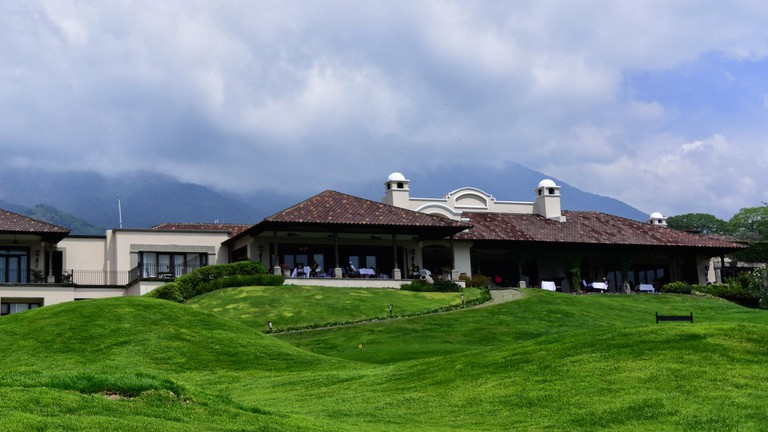 La Reunion golf course and spa, Guatemala