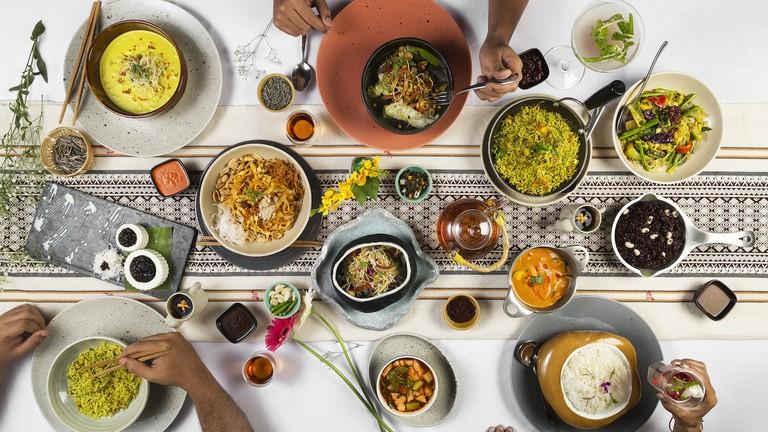 Burma Burma Restaurant & Tea Room, Gurugram