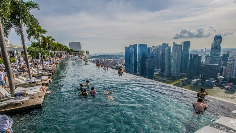Sands SkyPark Observation Deck, Singapore