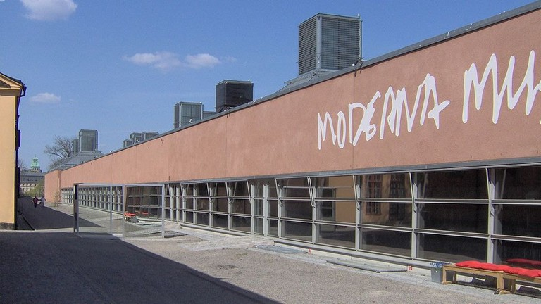 Moderna Museet is one of the city's best galleries