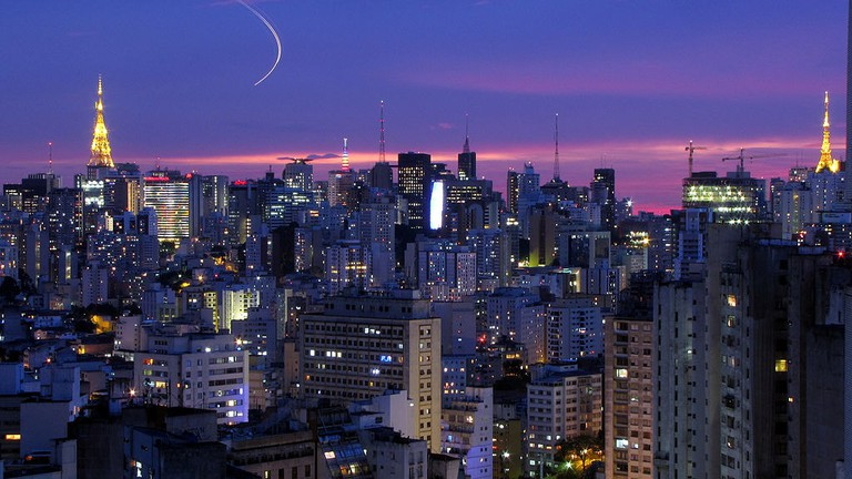 honeymoon hotels in Sao Paulo