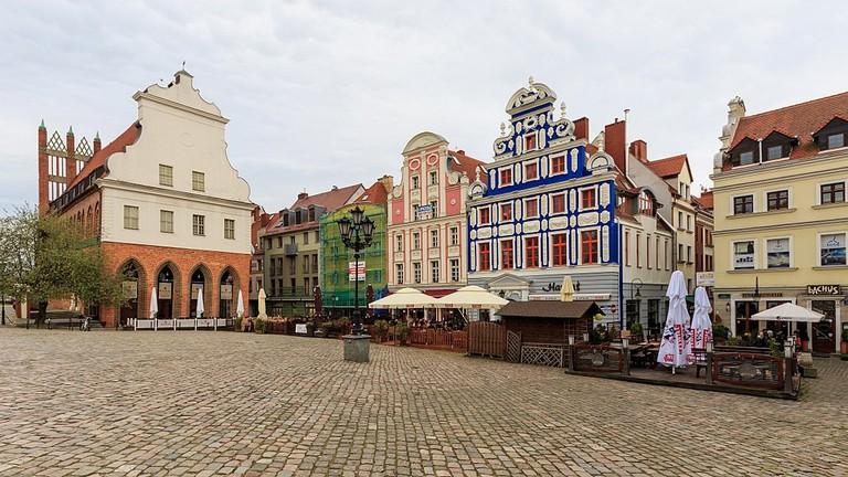 Szczecin Town Hall   © A.Savin / WikiCommons