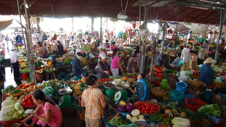 Hoi An Market   © Gregor Dodson/Flickr