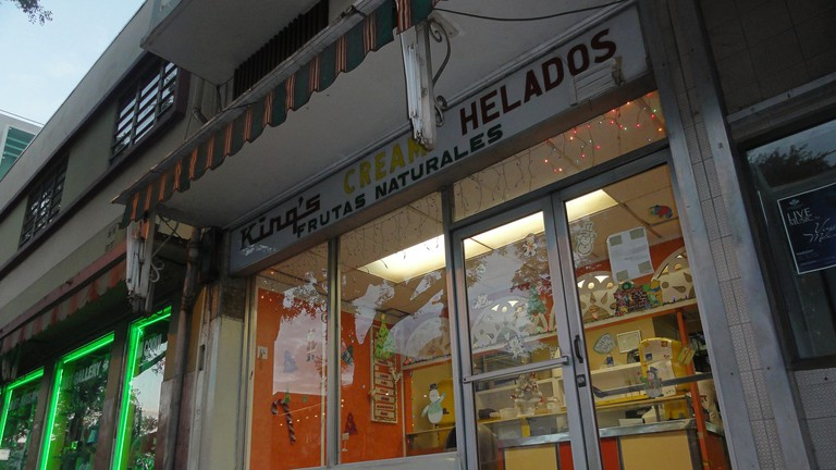 King's Cream, now Los Chinos, is the hot spot for cold treats in Ponce