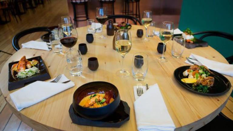 MAR Restaurant, Reykjavík