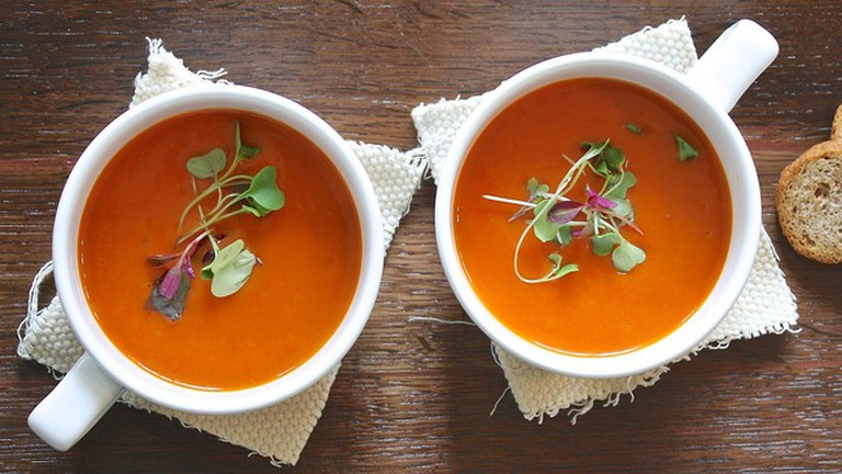 Salmorejo, a veggie-friendly classic that hails from Córdoba