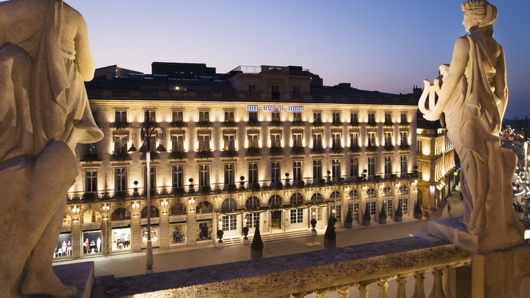 Inter Continental-Grand Hotel Bordeaux
