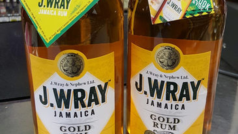 J.Wray Gold Rum