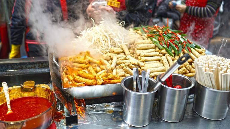 Tuk Tuk's menu is based on classic Asian street food