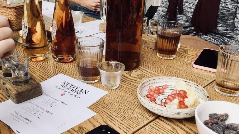 Nuoyan Rice Wine, Beijing