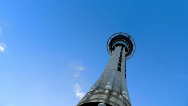 Sky Tower, the location of Orbit 360°