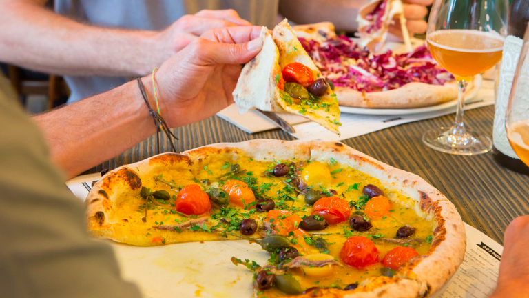 DOC Pizza & Mozzarella Bar, Carlton