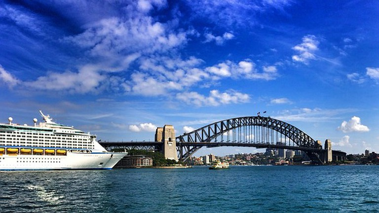 Sydney Harbour Bridge, New South Wales
