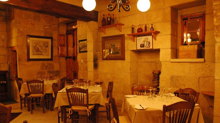 Peperoncino Restaurant, Malta