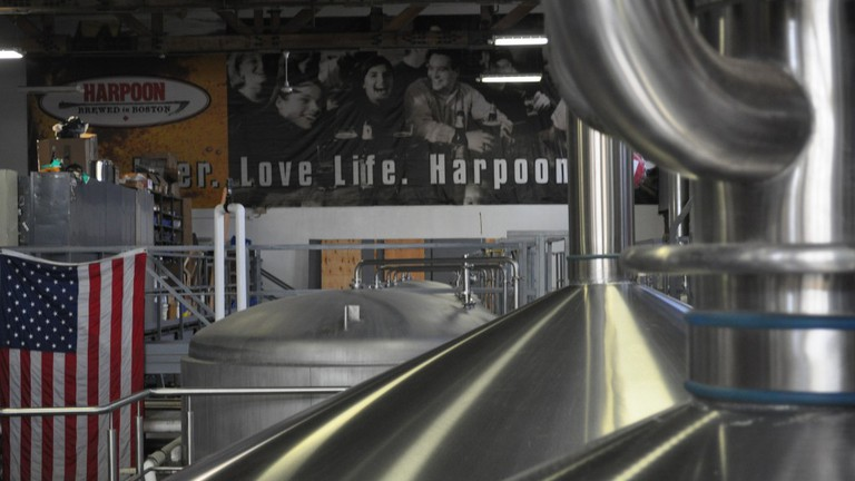 Inside Harpoon