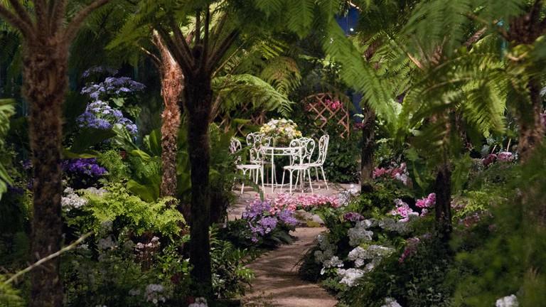 Greenhouses of Laeken