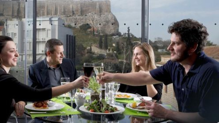Acropolis Museum Cafe and Restaurant