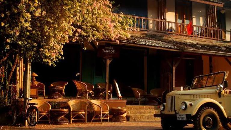 Tangor Restaurant Bar & Lounge
