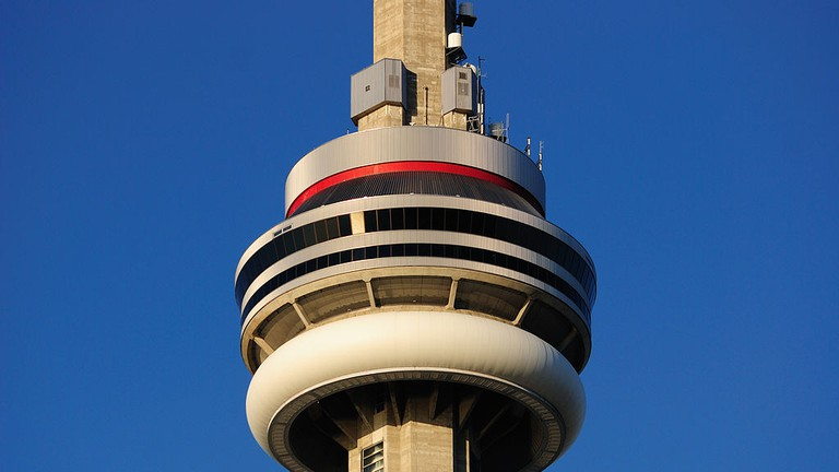 Main Pod of the CN Tower