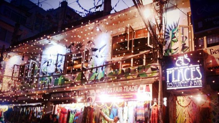 Places Restaurant & Bar, Kathmandu