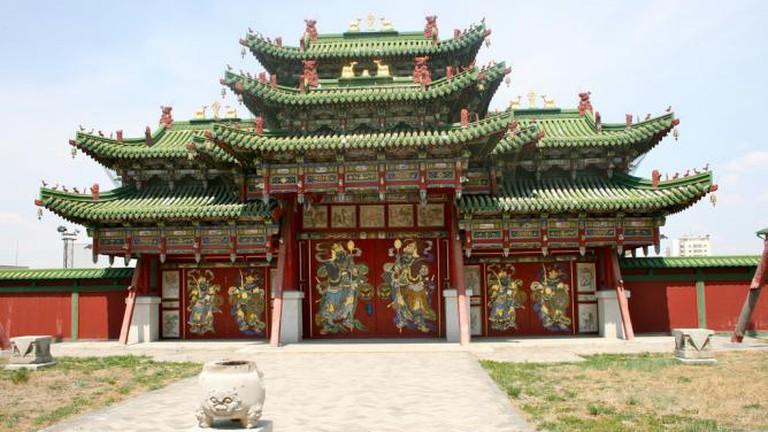 Winter Palace of the Bogd Khan, Ulaanbaatar