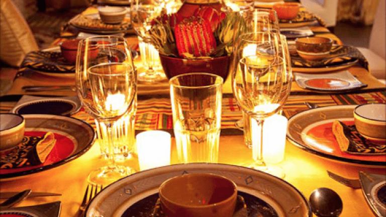 Gold Restaurant, Cape Town