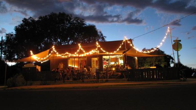 Tune-Up Cafe, Santa Fe