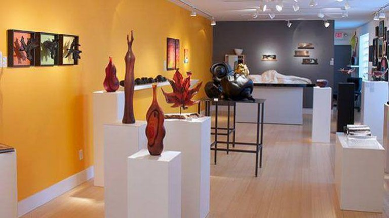 Morgan Contemporary Glass Gallery, Pittsburgh