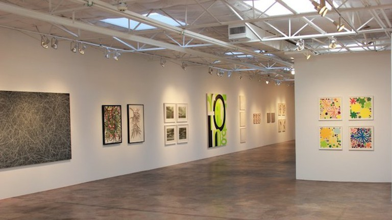 Talley Dunn Gallery, Tracy Street Dallas