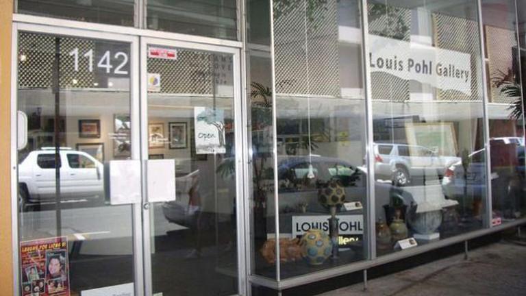 Louis Pohl Gallery, Honolulu