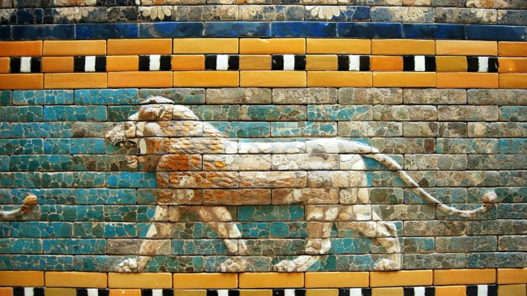 Mosaics of Babylon