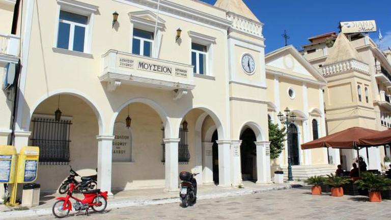 Museum of Dionysios Solomos
