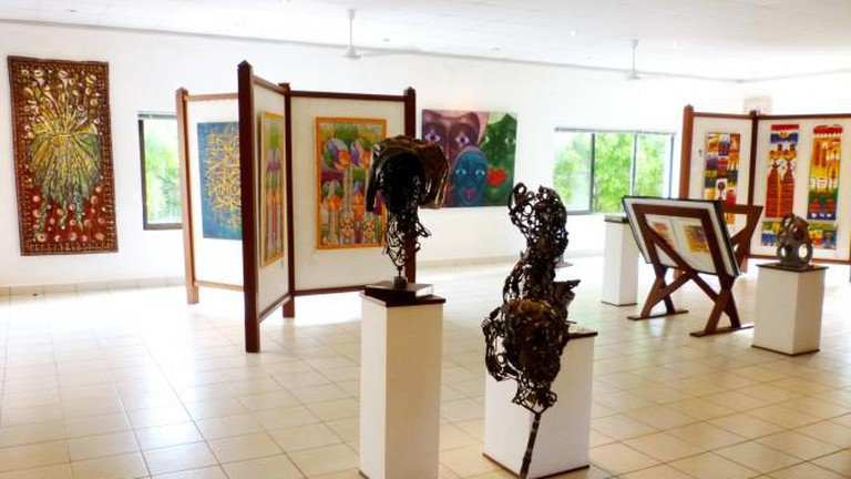 Diani Beach Art Gallery, Diani Beach