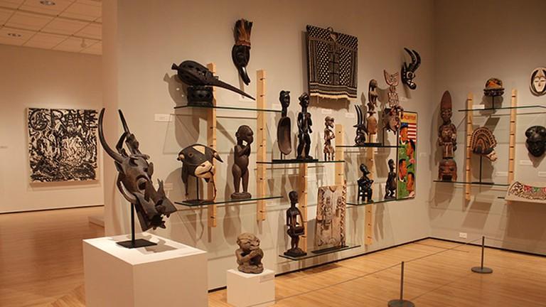 UIMA Temporary Exhibition Space