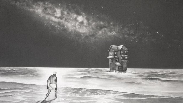 Jacob Dahlstrup, Home By The Sea, 2014.