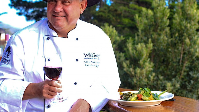 Treebones Resort Chef