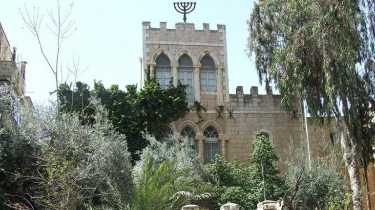 Jerusalem Artists House, Jerusalem