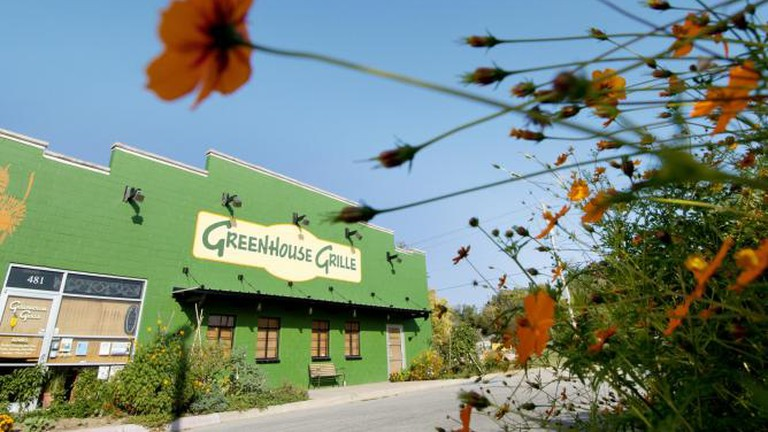 Greenhouse Grille, South School Avenue