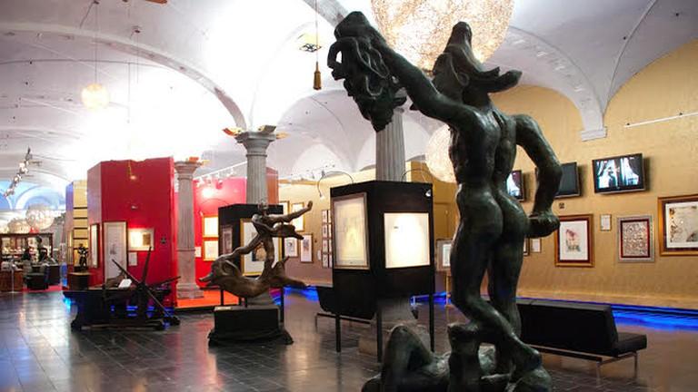 Museum Xpo Salvador Dali Interior